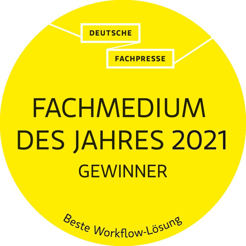 Fachmedium 2021